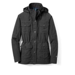 Kuhl Rekon jacket size medium in gray green